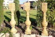 Balustraden Säulen Palisaden