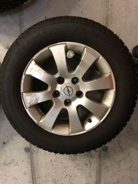 Opel Felgen M S Reifen: Kleinanzeigen aus Sankt Gallenkirch - Rubrik Alufelgen