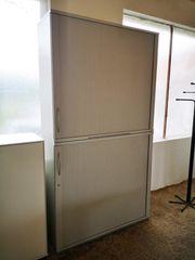Acta Aufsatz-Sideboard 6OH Büroschrank Aktenschrank