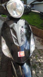 DERBI Moped Boulevard 50 2T
