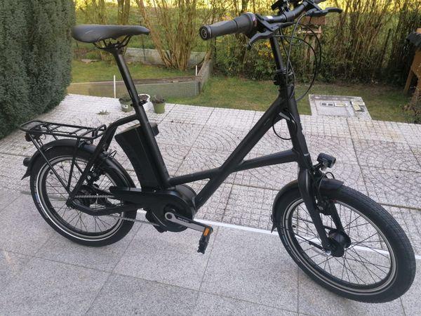 E-Bike Raleigh Leeds 20 Zoll