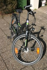 Jugend-Fahrrad 24 Zoll