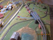 Eisenbahnanlage N-Spur