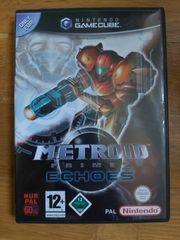Metroid Prime 2 Echoes für