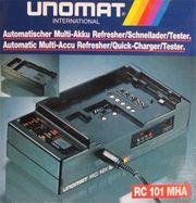Universal Akku-Lade-Netzteil Unomat RC 101