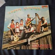 LP Schallplatte VinylLustig Beinand - Hippacher