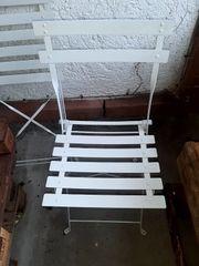 Balkon Terassen Stühle Reserviert