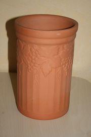 Weinkühler Ton Terracotta