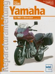 Yamaha XJ900S Diversion 4KM - Werkstatt