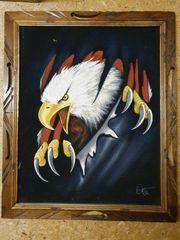 Samtbild Adler