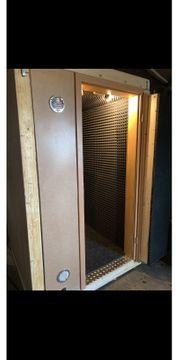 Schallschutz Kabine mobile Box Proberaum