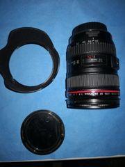Canon EF 24-105mm f 4L
