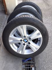 BMW 1Reie Orig Allu Winterradsatz