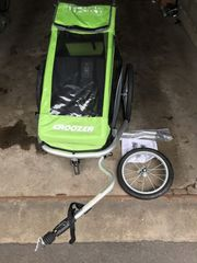 Croozer for 1