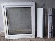 Kunststoff-Fenster inkl Außen-Jalousie