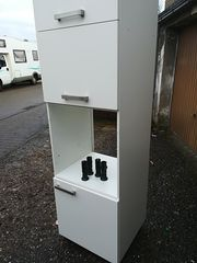 Nobilia Küchen Geräteschrank für Backofen