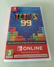 NEU OVP Nintendo Switch TETRIS