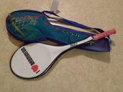 Badmintonschläger Federball Sport