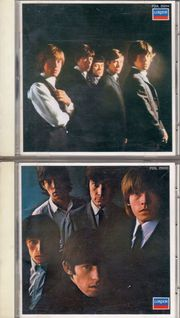42 CD s Rolling Stones