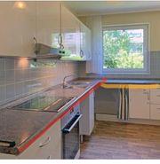 Einbauküche weiss glänzend
