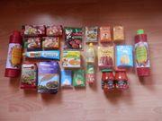 Diverse Lebensmittel günstig abzugeben keine