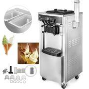 Eismaschine 3 Sorten Softeismaschine Eiscrememaschine