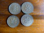 2 Pfennig 1960 - kompletter Satz