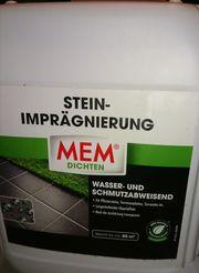 10l-Kanister MEM Stein-Imprägnierung neu und