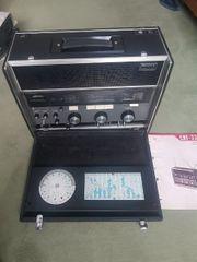 Sony Weltempfänger CRF220 mit Funktion