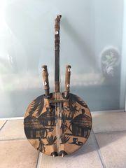 afrikanisches Instrument