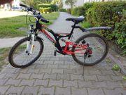 Zündapp Fahrrad 24er Mountainbike