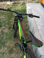 Downhill Scott Gambler 720 2016