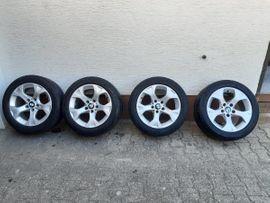 wie NEU BMW X1 E84 Sommerreifen Styling 317 17 Zoll