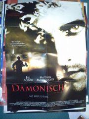 2001 Horror Film Plakat A1
