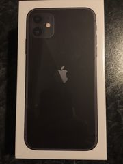 iPhone 11 128GB Black Schwarz