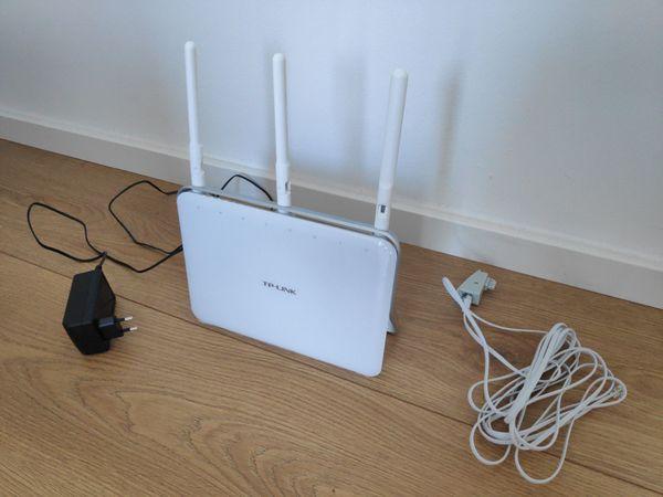 TP-Link Archer VR200v AC750 WLAN VoIP VDSL ADSL Router Modem