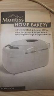 Brotbackautomat Montiss