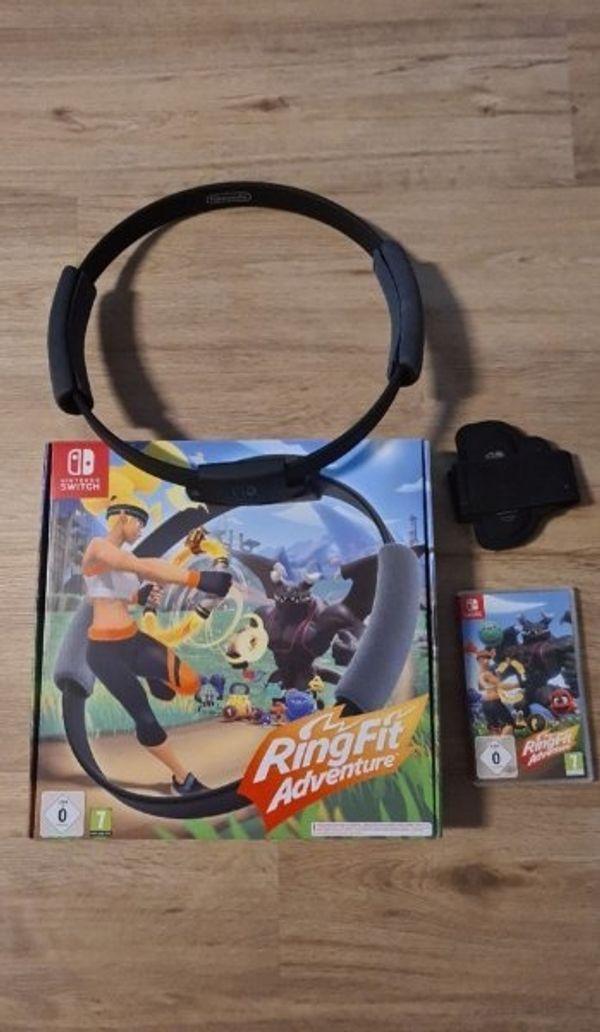 Nintendo Ringfitadventure