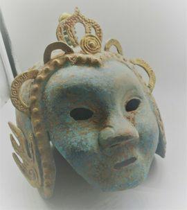 Bild 4 - Antik Militär Helm Armee Maske - Ludwigsburg Mitte