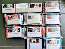 Bild 4 - SNES Super Nintendo Spiele - Rödersheim-Gronau