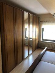 Schlafzimmer Massivholz komplett