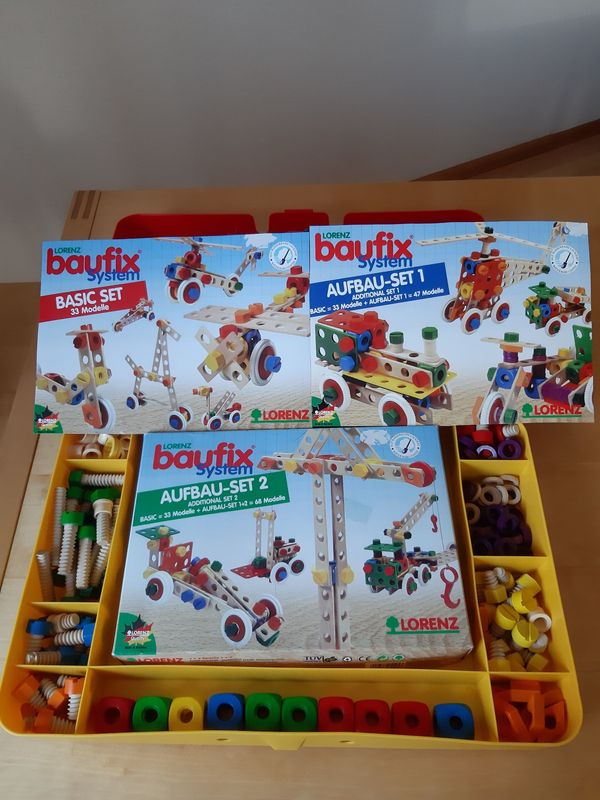 Lorenz Baufix Basic-Set Aufbau-Set 1