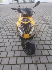 Motorroller 50ccm Motobi