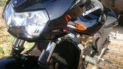 Kawasaki Z750 um- unfallfrei scheckheftgepflegt
