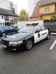 American Police Car Polizei AutoMIETEN