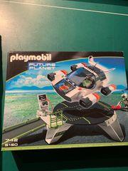 Playmobil Future Planet E-Rangers Turbojet