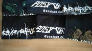 6 Heavy Metal Shirts L