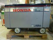 Stromaggregat Honda 12 kW schalldedämmt