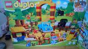 Neu Lego Duplo 10584 Wildpark