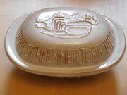 Römertopf Scheurich Keramik 838 Hahn